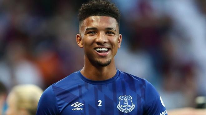 Mason Holgate tài năng mới nổi của Everton  - Bóng Đá