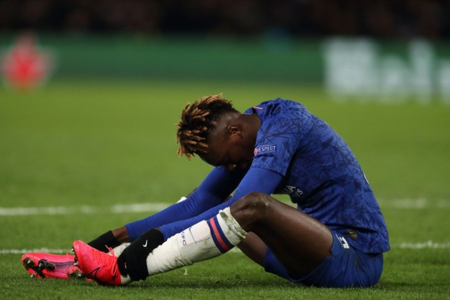 Frank Lampard provides worrying Tammy Abraham injury update after Chelsea draw at Bournemouth - Bóng Đá