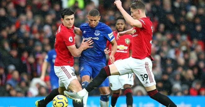 TRỰC TIẾP Everton vs Man United - Bó.ng Đá.