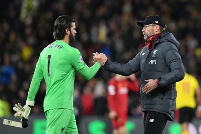 Jurgen Klopp reveals Alisson injury blow for Liverpool - Bóng Đá