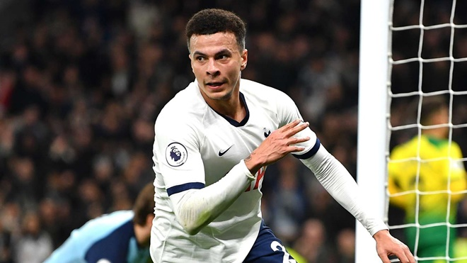 We can't just get our violins out' - Alli urges Tottenham to move on from striker injury crisis - Bóng Đá