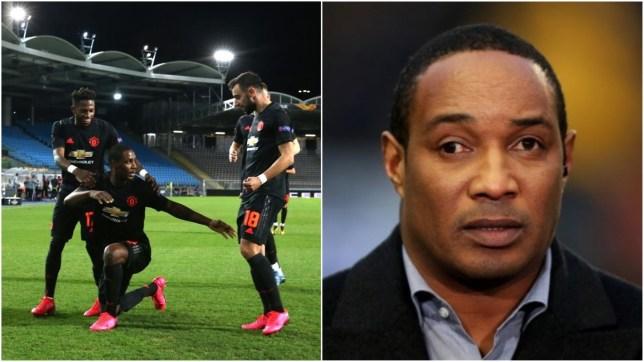 Paul Ince makes bizarre claim about Odion Ighalo's Europa League wondergoal for Man Utd v LASK - Bóng Đá