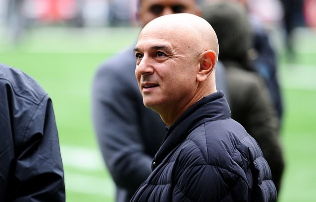 Two decades, one trophy, no hope: Spurs chairman Daniel Levy - Bóng Đá
