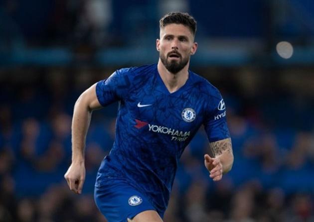 Jose Mourinho told Tottenham 'missed a trick' by not signing Chelsea striker Olivier Giroud - Bóng Đá