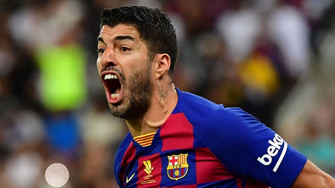 Barca's Luis Suarez: It is up to ourselves to improve things - Bó.ng Đá.