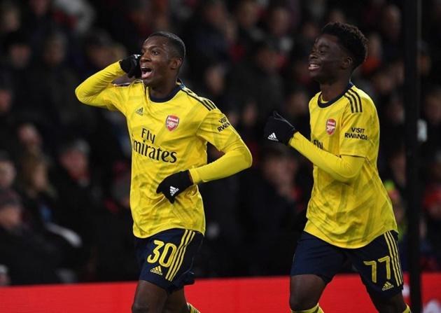 5 sao mai xuất sắc nhất Arsenal hiện tại - Bóng Đá