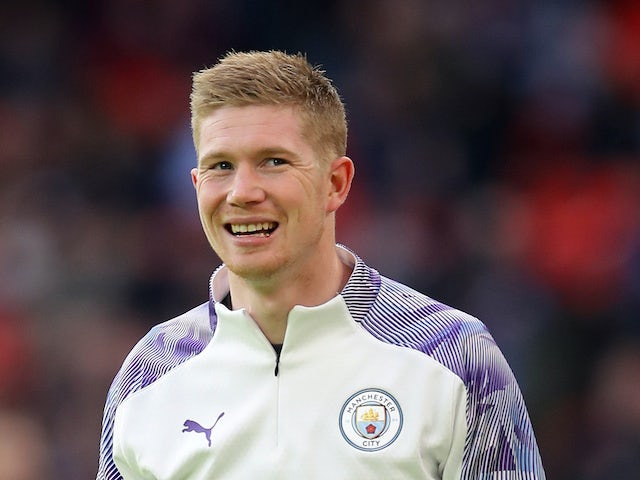 Kevin De Bruyne 'weighing up Manchester City exit' - Bóng Đá