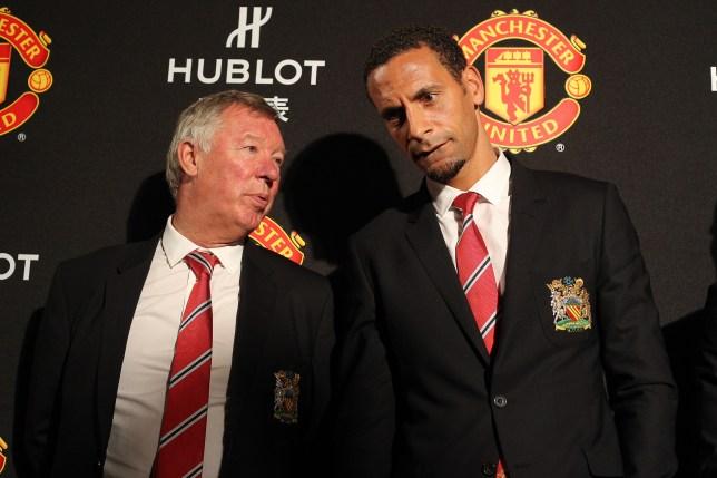 Rio Ferdinand reveals how Man Utd boss Sir Alex Ferguson contributed to England's lack of international success - Bóng Đá