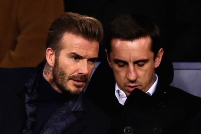 Gary Neville reveals what he told David Beckham before he left Manchester United - Bóng Đá