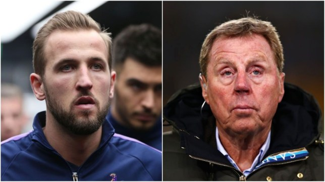 Harry Redknapp urges Harry Kane to stay at Tottenham amid Manchester United transfer links - Bóng Đá