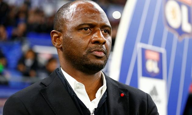 Patrick Vieira: 'Offensive' to talk about football amid coronavirus crisis - Bóng Đá