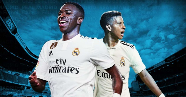 The Baby Galacticos: Real Madrid's new plan for world domination - Bóng Đá