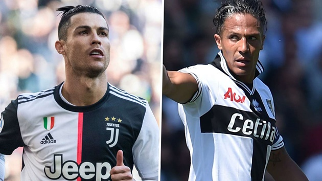 Bruno Alves is as obsessive as Cristiano Ronaldo - he drinks quail eggs after training, says Parma boss - Bóng Đá