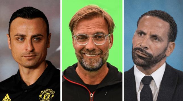 Dimitar Berbatov disagrees with Rio Ferdinand over Liverpool's Premier League title fate - Bóng Đá
