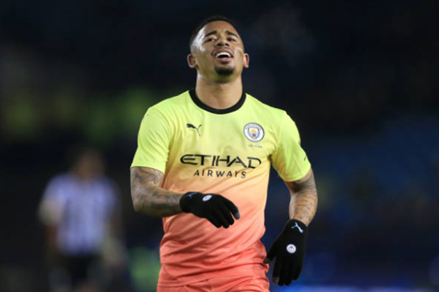 Gabriel Jesus: Manchester City striker is a superstar in waiting - Bóng Đá