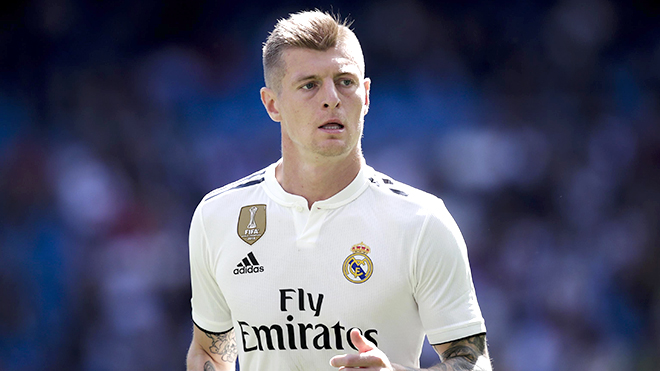 Real Madrid's Toni Kroos wants players to 'do the right thing' with salaries - Bóng Đá