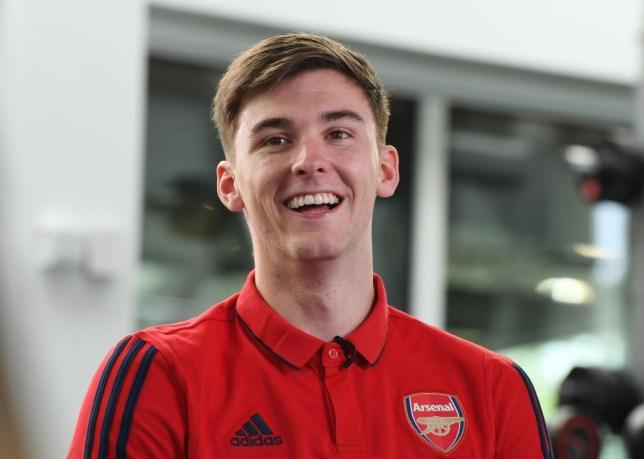 Mikel Arteta told to ask for Arsenal star Kieran Tierney's advice on £30m target - Bóng Đá