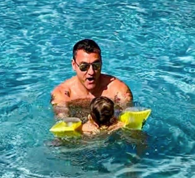 Christian Vieri is dad again aged 46  - Bóng Đá