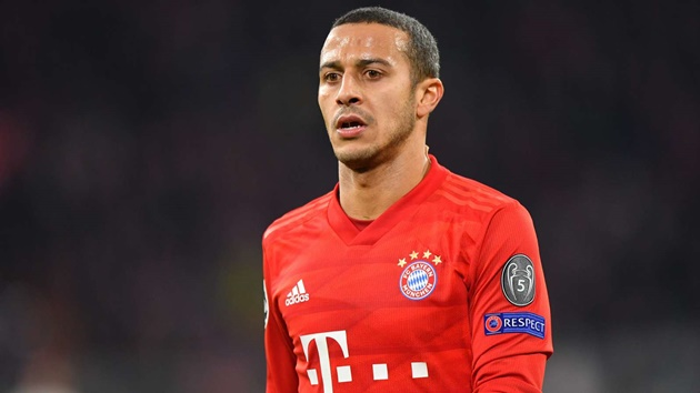 'We started from zero with no regrets' - Thiago on Bayern Munich's 2020 revival - Bóng Đá