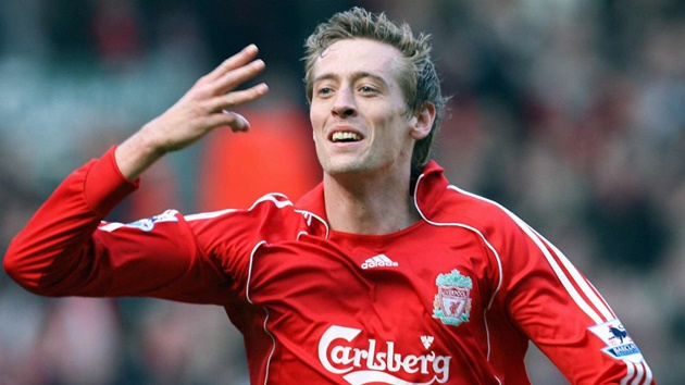 'Even Voronin and Ngog were getting chances!' - Crouch admits he regrets leaving Liverpool - Bóng Đá