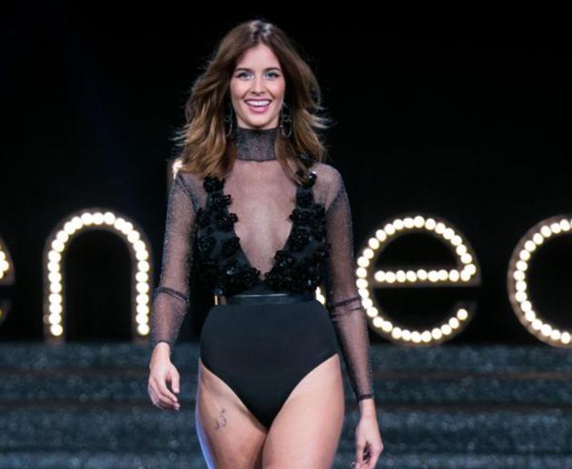 ristiano Ronaldo's ex girlfriend Desiree Cordero is dating Lazio ace Joaquin Correa and is based in Los Angeles - Bóng Đá