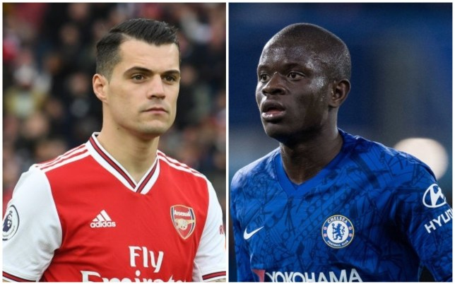 Why Arsenal signed Granit Xhaka ahead of N'Golo Kante - Bóng Đá
