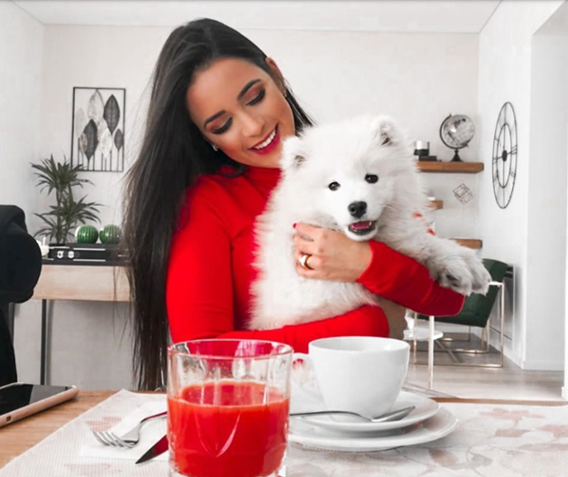 Meet Douglas Costa's Wag Nathalia Felix, an Instagram star with 417,000 followers, a bikini model and lifestyle blogger - Bóng Đá