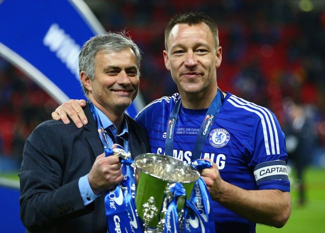 John Terry reveals Jose Mourinho's Chelsea team talks before facing Liverpool - Bóng Đá