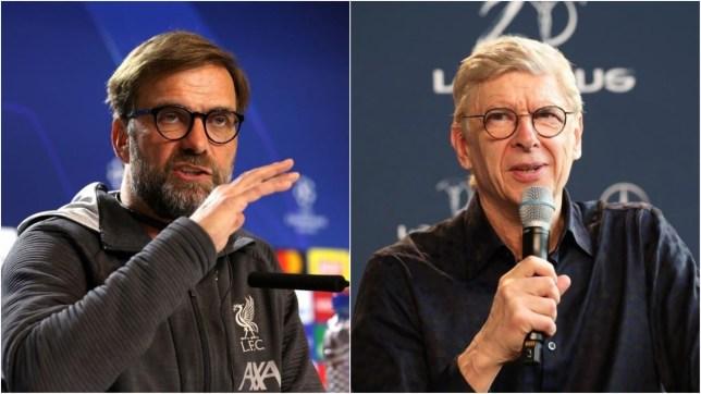 Arsenal legend Arsene Wenger sends message to Liverpool as coronavirus threatens Premier League title - Bóng Đá