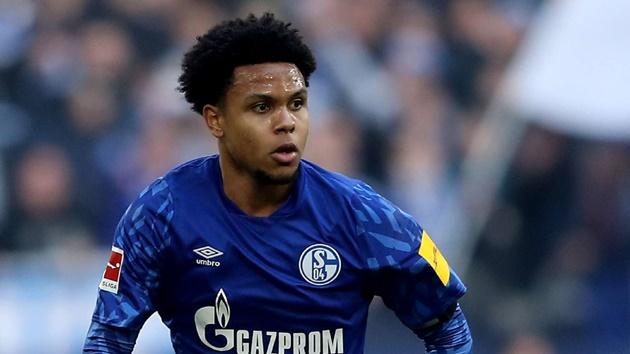 'The next goal is England' - Schalke's McKennie wants Premier League move - Bóng Đá