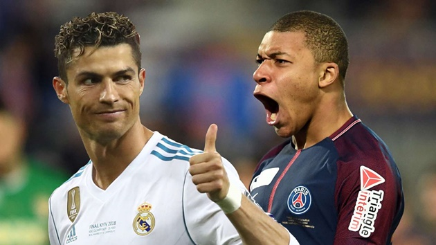 Mbappe can follow in Ronaldo's footsteps at Real Madrid - Cannavaro - Bóng Đá