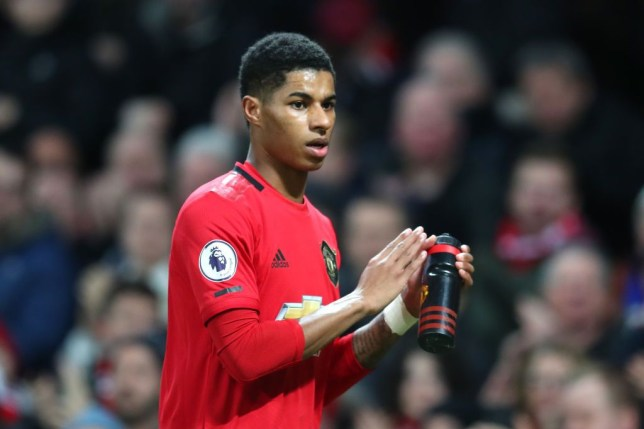 Marcus           Rashford closing in on full fitness as Manchester United ramp up training plans - Bóng Đá