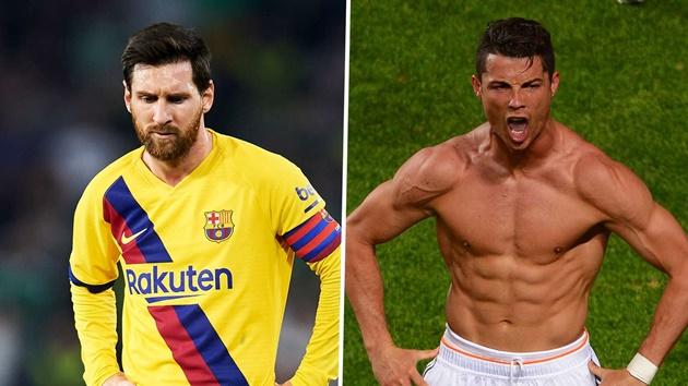 Messi or Ronaldo? Klopp picks Barcelona star ahead of 'perfect' rival - Bóng Đá