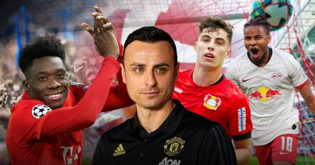 Dimitar Berbatov picks Chelsea nemesis and Liverpool target among Bundesliga gems to watch - Bóng Đá