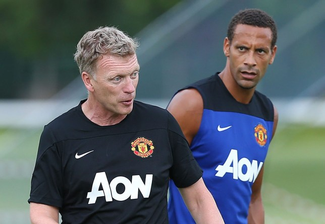 Rio Ferdinand reveals the truth about axed Man Utd boss David Moyes making him study clips of Phil Jagielka - Bóng Đá