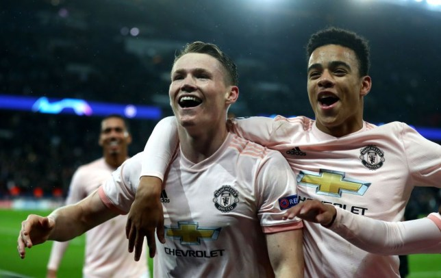 Scott McTominay names the brightest Manchester United academy prospects - Bóng Đá