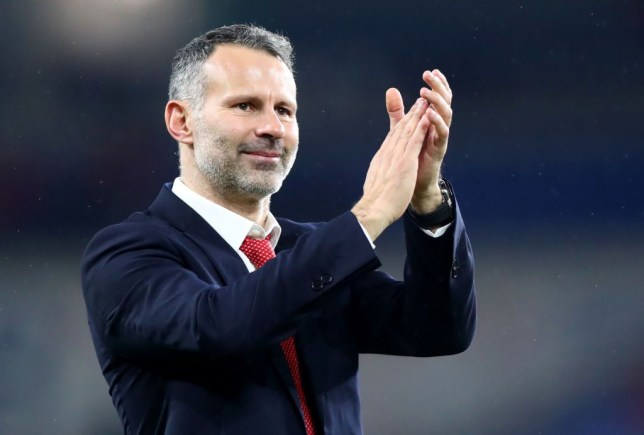 Ryan Giggs names the two 'best' players he played with at Manchester United - Bóng Đá