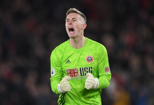 Man Utd ready to help Champions League rivals Sheffield United by extending Dean Henderson loan - Bóng Đá