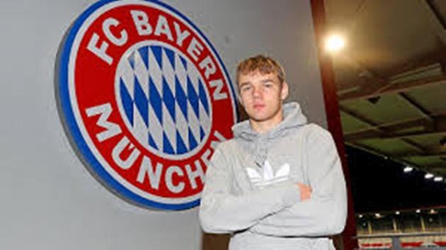 Lasse Gunther: Bayern's rapid teen sensation earning Robben comparisons - Bóng Đá