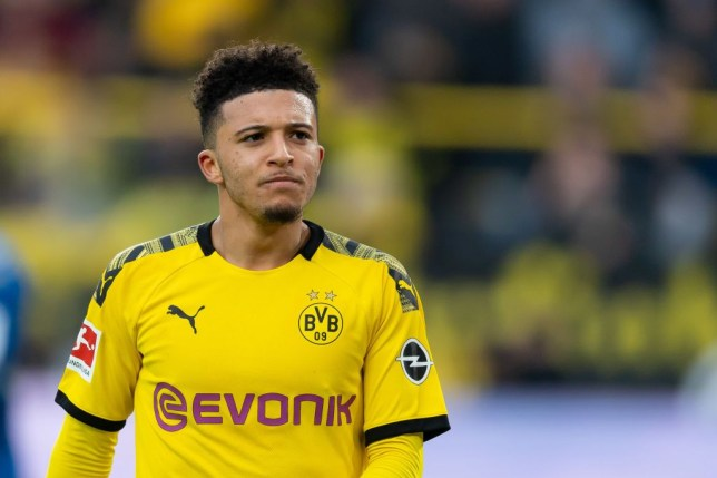 Why Jadon Sancho starts on the bench for Borussia Dortmund vs Bayern Munich - Bóng Đá