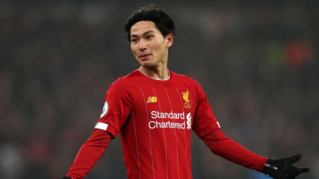 'Minamino would be best in Firmino's position' - Marsch believes Japan international can thrive at Liverpool - Bóng Đá