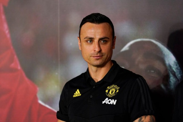 Dimitar Berbatov names his Champions League favourites - Bóng Đá
