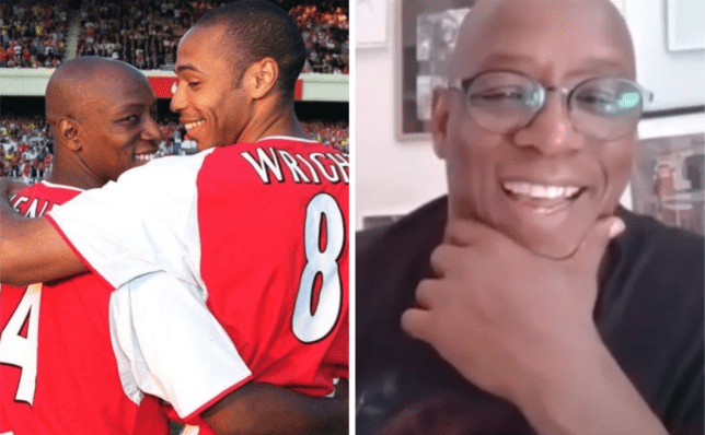 Ian Wright names the two players he'd put in Premier League Hall of Fame ahead of Thierry Henry - Bóng Đá
