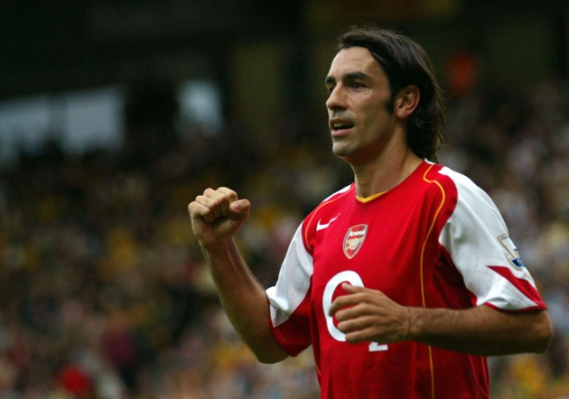 Arsenal legend Pires reveals he wants to become a manager - Bóng Đá