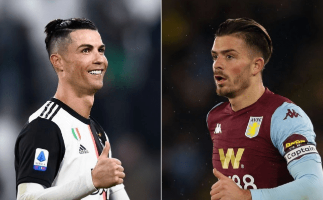 Jack Grealish reveals the lesson he learnt from Man Utd legend Cristiano Ronaldo - Bóng Đá