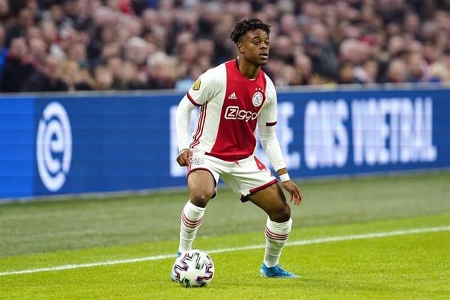 Sontje Hansen: Ajax's Golden Boot-winning teen star on Man City's radar - Bóng Đá