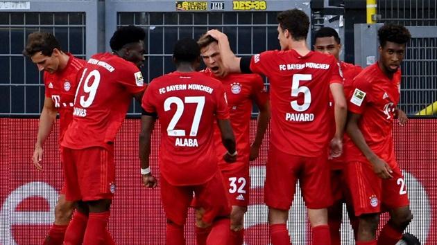 Kimmich urges Bayern Munich to join George Floyd protests - Bóng Đá