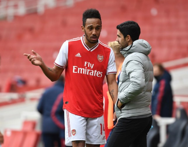 'They've shot themselves in the foot!' – Kevin Campbell slams Arsenal over Pierre-Emerick Aubameyang's contract situation - Bóng Đá