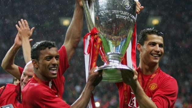 Ronaldo 'probably' going to MLS in future - ex-United teammate Nani - Bóng Đá