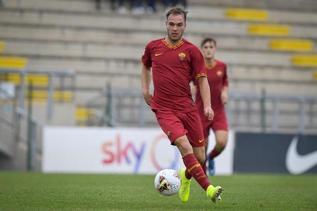 Alessio Riccardi: Roma's 'New Totti' on Juventus' transfer radar - Bóng Đá
